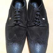 Туфли кожаные Guess оригинал р.43-31см.