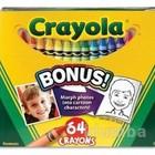 Crayola 64шт набор мелков для рисования
