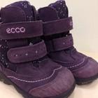 Детская зимняя обувь, Ecco, в наличии, состояние новое