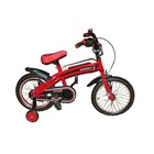 Велосипед двухколесный Azimut F 12, 14, 16 дюймов. супер стильный. Азимут Ф