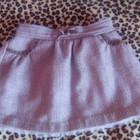 Теплая юбка на девочку 1.6 года