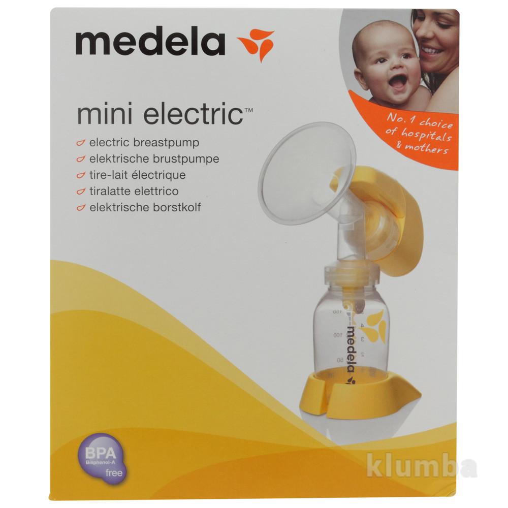 Двухфазный электрический молокоотсос medela swing (030.0042) со склада фото №10