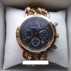 Женские часы Michael Kors черный циферблат.Качество!!!