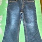 фирменные джинсы для девочки 4 -6 лет