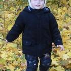 Осенние пальто для мальчика