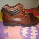 Дешевле!!! Полностью кожаные ботинки Hush Puppies,25,5см, сост отличное