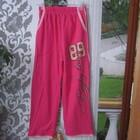 летние спортивные штаны девочке.6-12 лет