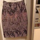 красивая теплая юбка шерсть размер S