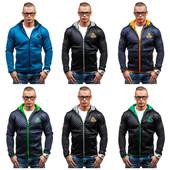 Мужская стеганная весенняя куртка,демисезонная мужская куртка