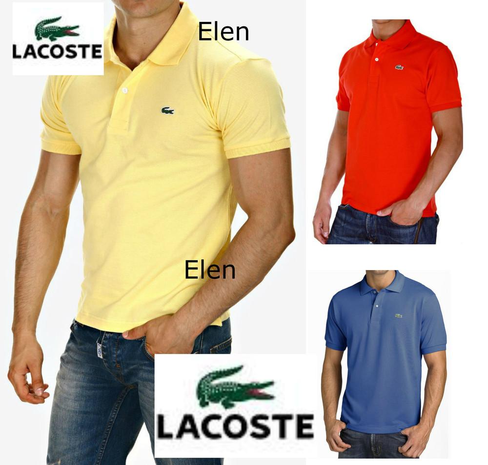 Распродажа мужских теннисок lacoste хлопок турция качество супер фото №1 cf8aa6316a553