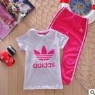 Модный костюмчик Adidas 1-2, 3-4 года.