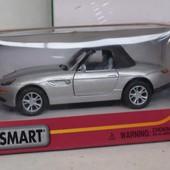 Машина металлическая Kinsmart   Kt 5022w    Bmw Z8