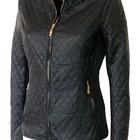 Женская стеганная куртка , демисезонная женская куртка