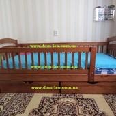 Детская кровать Карина (Арина). Комплекты 80*160 с матрасом и ящиами