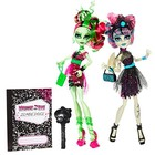 Monster High Zombie Shake Rochelle Goyle and Venus McFlytrap, Куклы Рошель и Венера