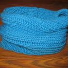 Продам шарф-снуд ручной вязки