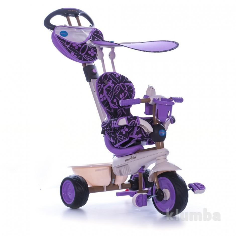 Трёхколёсный велосипед Smart Trike Dream 4 в 1 фото №1