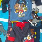 Регланчик+шортики Angry Birds, рост 116 см