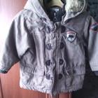 пальто- куртка на мальчика, 74 р.(1-2 года)
