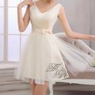 Короткое свадебное платье Лили (новое)