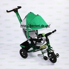 Детский трехколесный велосипед Combi Trike 0015 надувные колеса