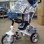 Детский трехколесный велосипед Zoo-Trike  0005
