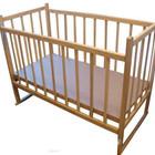 Кроватка детская КФ – Опускание и качание