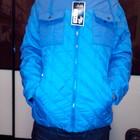 Куртки лёгкие стеганные мужские деми