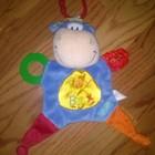 Playgro Подвесной платочек грызунок
