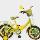 Детский 2-х колесный велосипед 12 дюймов  P 1244 BM Пчелка Мая