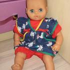 Кукла пупс Lissi 39 cм