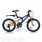 Двухколесный велосипед Азимту Динамик azimut dinamic G 20 дюймов синий