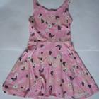 Платье в бабочках 10-12 лет