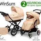 Детская коляска Winter&Summer (классическая и прогулочная), Trans Baby