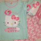 Пижамка для девочек Китти 5-6 лет