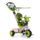 Трехколесный велосипед 4 в 1 Smart Trike Dream зелёный