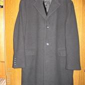 Пальто шерстяное,р.54,Biaggini,Италия.