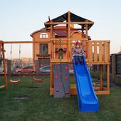 Детский спортивно игровой комплекс,детская  игровая площадка BL-5