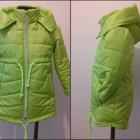 Стильная  осенняя курточка на девочку