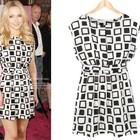 Платье - Geometric Print