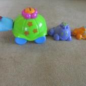 Развивающая игрушка Парад черепах K's Kids