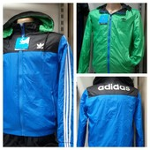 Двухсторонняя куртка Адидас м - xxxl Акция - 20% от цены !