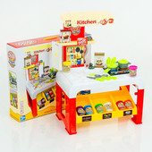 Колор Дог 8725 кухня набор для лепки тесто Color Dough пластилин