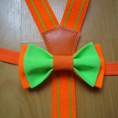 Стильные бабочки и галстуки подтяжки ремни