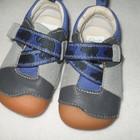 Новые кожаные детские кроссовки,туфли Clarks 18,5 р р, 11 см
