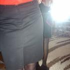 Класическая теплая юбка