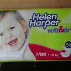 Памперси Helen Harper Soft & Dry в наявності  3,4 ,5