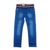 Стильные джинсы для мальчика р.134-158