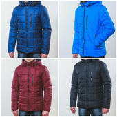 Куртки мужские деми  44-60