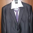 Костюм Legenda Class (46 размер) с рубашкой,галстуком и запонками ( одет 1 раз )